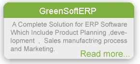 ERP software include Planning,sales Manufacturing,marketing