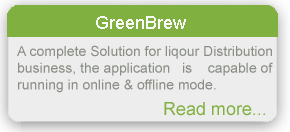 Liqour Distribution software for online & offline mode